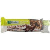 Damhert Müsliriegel mit Schokoladenstückchen glutenfrei