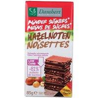 Damhert Haselnussschokolade