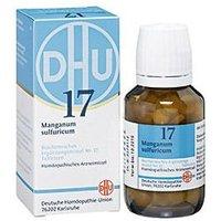 DHU Biochemie 17 Manganum sulfuricum D6