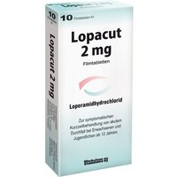 Lopacut 2 mg Filmtabletten