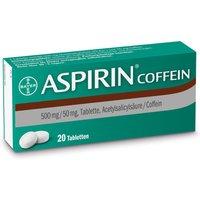 Aspirin® Coffein Tabletten