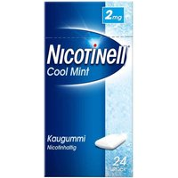 Nicotinell® 2mg Cool Mint Kaugummi