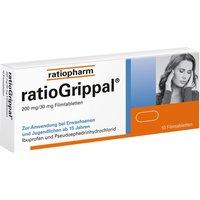 ratioGrippal® 200 mg / 30 mg