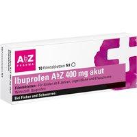 Ibuprofen AbZ 400 mg akut