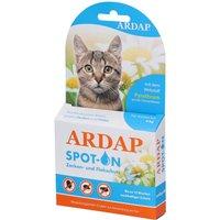 Ardap Spot on für Katzen