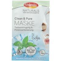 Schaebens Naturals Clean & Pure Maske
