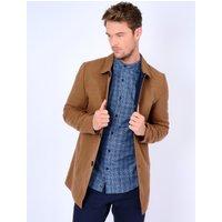 Coats / Jackets Abdale Wool Blend Coat in Camel - Tokyo Laundry / L - Tokyo Laundry