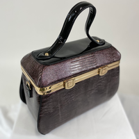 Classic Vintage Chloe Handbag in Black