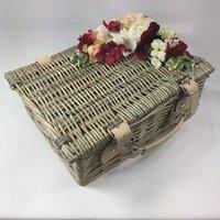 Vintage Inspired Dolly Basket