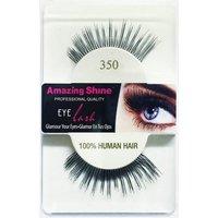 100% Human Hair Eyelashes 350