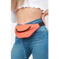 Neon Orange Bum Bag - Eden
