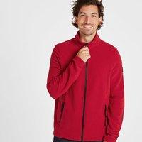 TOG24 Appleby Mens Fleece Jacket - Chilli
