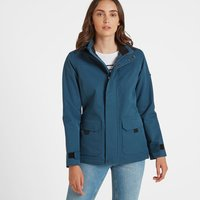 TOG24 Beamsley Womens Waterproof Jacket - Atlantic Blue