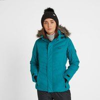 TOG24 Kirby Womens Down Filled Ski Jacket - Topaz