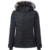 TOG24 Kirby Womens Down Filled Ski Jacket - Black