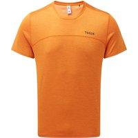 TOG24 Lambert Mens Performance T-Shirt - Satsuma
