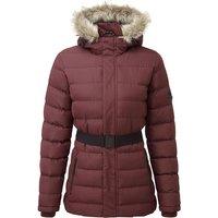 TOG24 Storey Womens Long Insulated Jacket - Deep Port