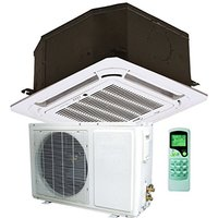 KFR-50QIW/X1c Air Conditioning Unit (Inverted Ceiling Cassette System)