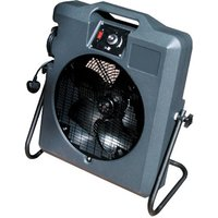 Koolbreeze KSW6000 110v Industrial Portable Fan - 6000m3/hr - KSW6000-110