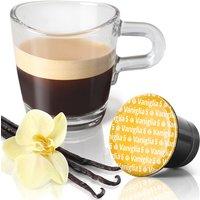 10 Nespresso kompatible Kapseln mit Vanille Geschmack - Gourmesso Vaniglia