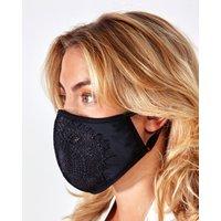 Gesichtsbedeckung Schwarz
