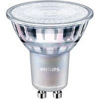 Philips Master LEDSpot VLE 4 9W LED GU10 PAR16 Cool White Dimmable 36 Degree   70789