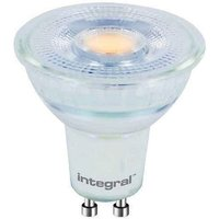 Integral 5 6W GU10 PAR16 Daylight Dimmable   ILGU10DG088