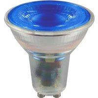 Crompton LED Coloured GU10 4 5w   Blue