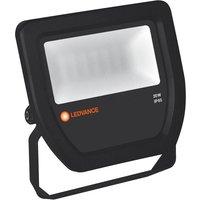 LEDVANCE 20W Integrated LED Floodlight Black   Warm White   F2030B 097445