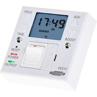 Timeguard 7 Day Fused Spur Timeswitch   FST77