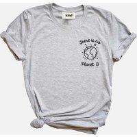 There Is No Planet B Corner - Organic Cotton T-Shirt