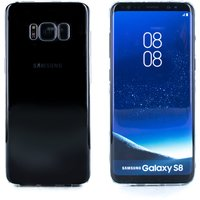 'Samsung Galaxy S8 Phone Case - Clear