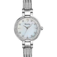 bulova watch diamond