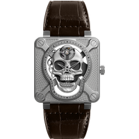 Bell & Ross Watch Br 01 Laughing Skull