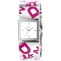 dkny watch logo ladies d