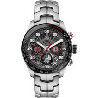 Tag Heuer Watch Carrera Calibre Heuer 02 Senna Special Edition