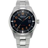 alpina watch startimer pilot quartz