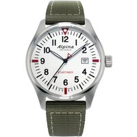 alpina watch startimer pilot quartz