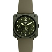 bell and ross watch brs military ceramic