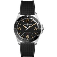Bell & Ross Watch Br V2-92 Steel Heritage