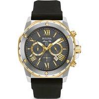 bulova watch marine star