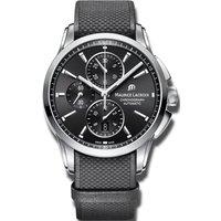 maurice lacroix watch pontos chronograph mens