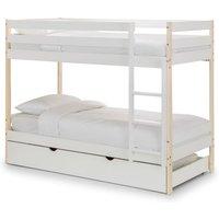 Julian Bowen Nova 2 Tone Bunk Bed
