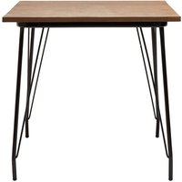 Teddys Collection Dante Brown Dining Table