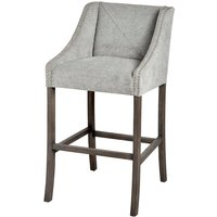 Hill Luxury Ring Back Bar Stool