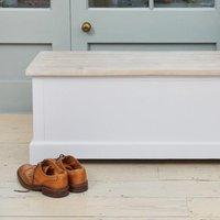 Baumhaus Signature Hallway Storage Bench