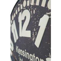 Maison Reproductions Kensington Station Wall Clock