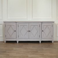 Maison Reproductions Classical Distressed Sideboard