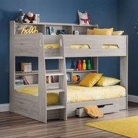 Julian Bowen Orion Bunk Bed / Grey Oak