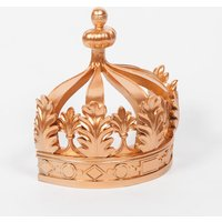 Maison Reproductions Canopy Crown Wall Hanging / Gold